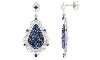 mothers day sapphire earrings