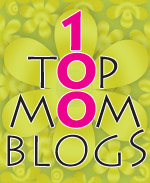 Top 100 Mom Blog Award