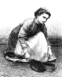 mothering sunday maid
