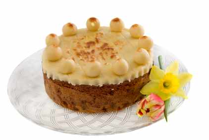 Simnel Cake Facts Cake Ideas and Designs